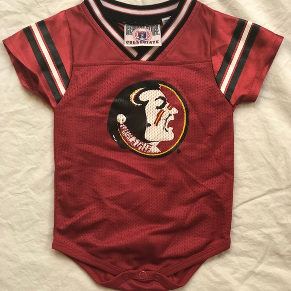One Pieces Infant Florida State Seminoles Jersey Onsie Poshmark